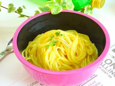 麺のお弁当 作り方3 麺