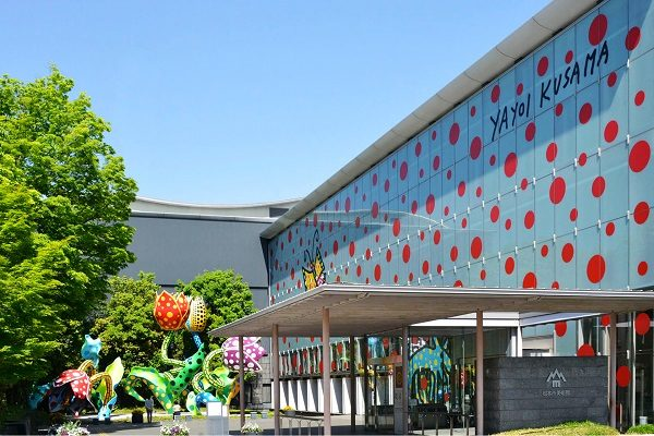 松本市美術館 外観