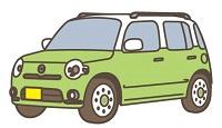 軽自動車ミニ