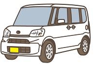 軽自動車 ハイトール