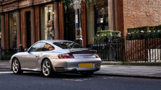 porsche-911-turbo ローン完済前名義変更