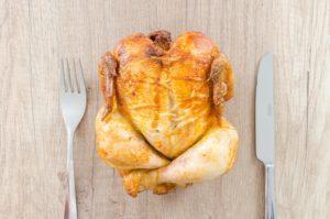 Rotisserie chicken2