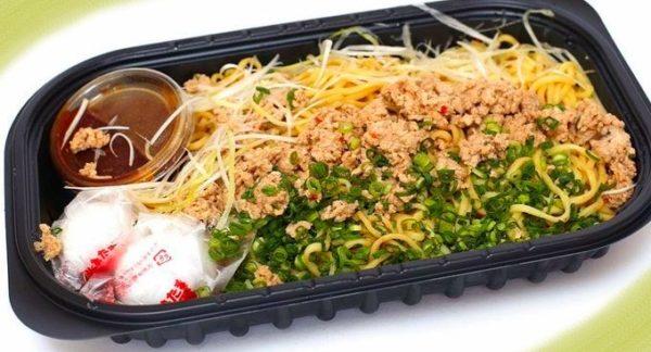 台湾混ぜ蕎麦