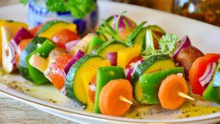 ヴィーガン野菜料理
