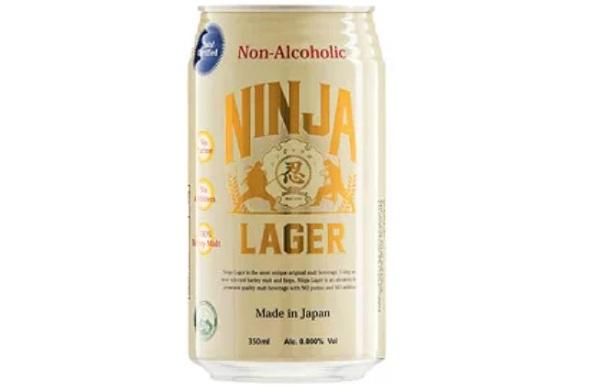 忍者ラガー ノンアルコールビール